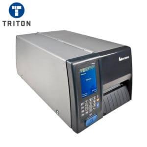 Intermec Printer PM43C 300DPI Thermal Transfer + Rewind + Label Taken Sensor
