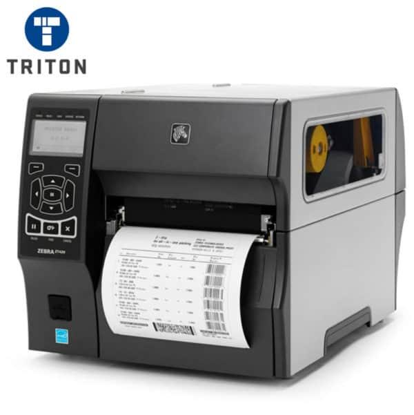 Zebra Printer Midrange ZT420 203DPI Thermal Transfer