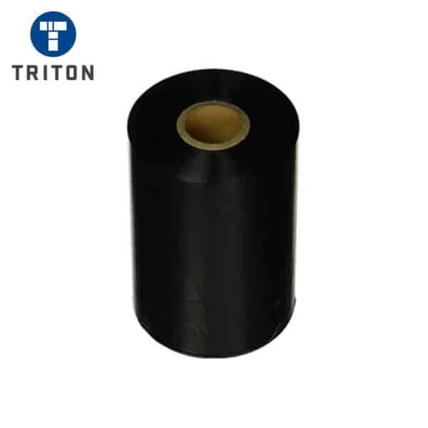 Black 110mm x 450m Wax Thermal Transfer Ribbon