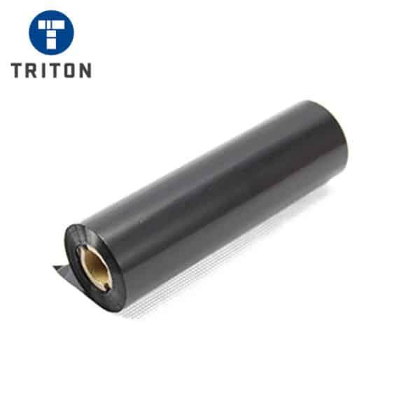 Black 110mm x 70m Wax/Resin Thermal Transfer Ribbon