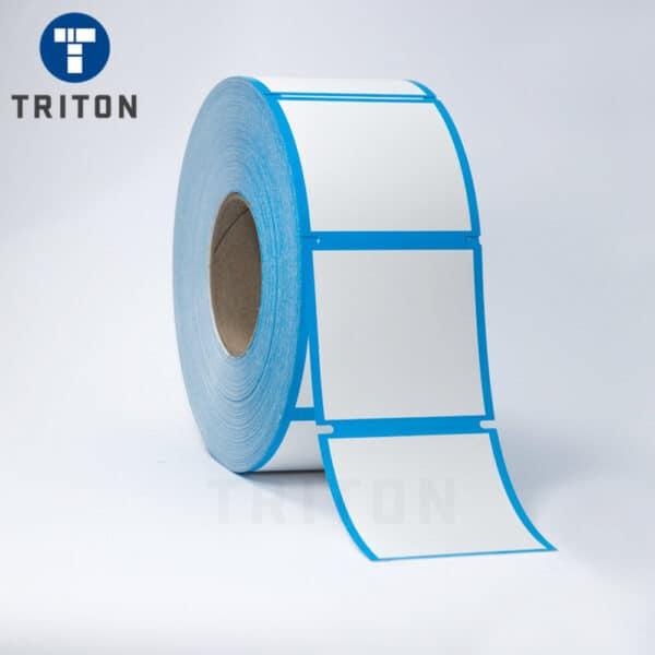 Thermal Inserts 90x88 Ptd Blue Border